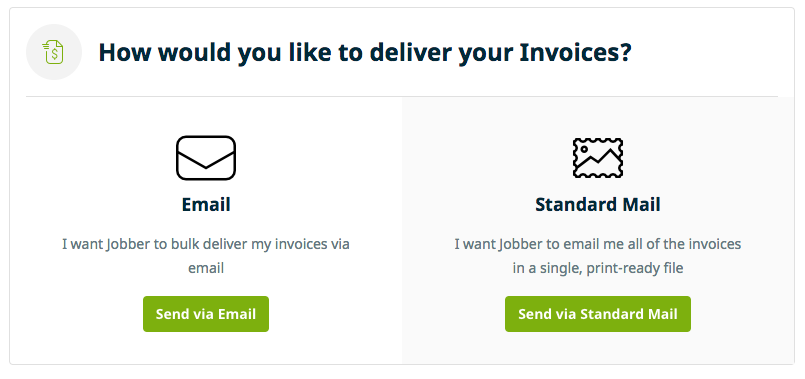 Batch Invoice Delivery By Email Jobber Help Center - Jobber invoicing
