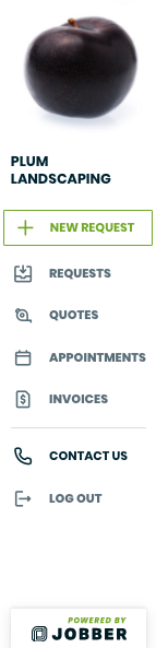 sidebar from client hub